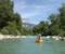 Canoe sur le drôme